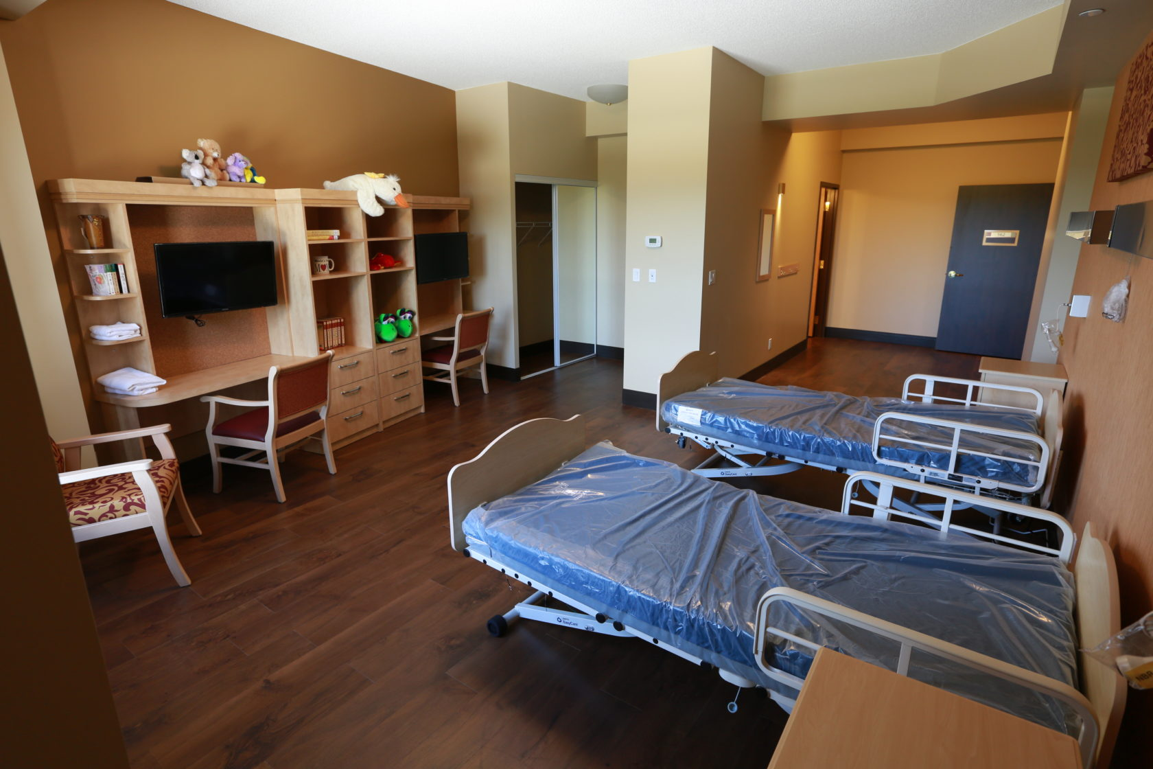 private care bedroom