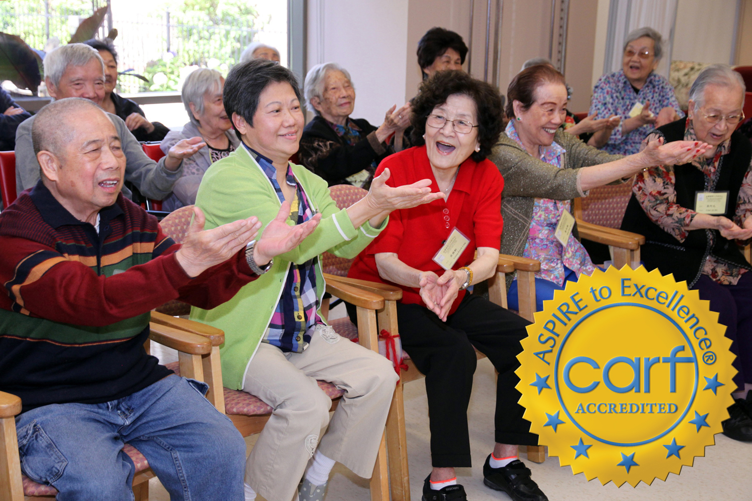 Adult Day Program with CARF