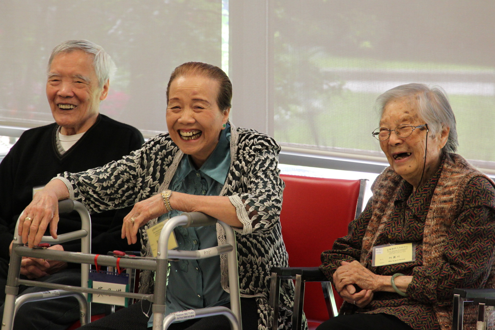 Adult Day Program provides a happy environment for seniors