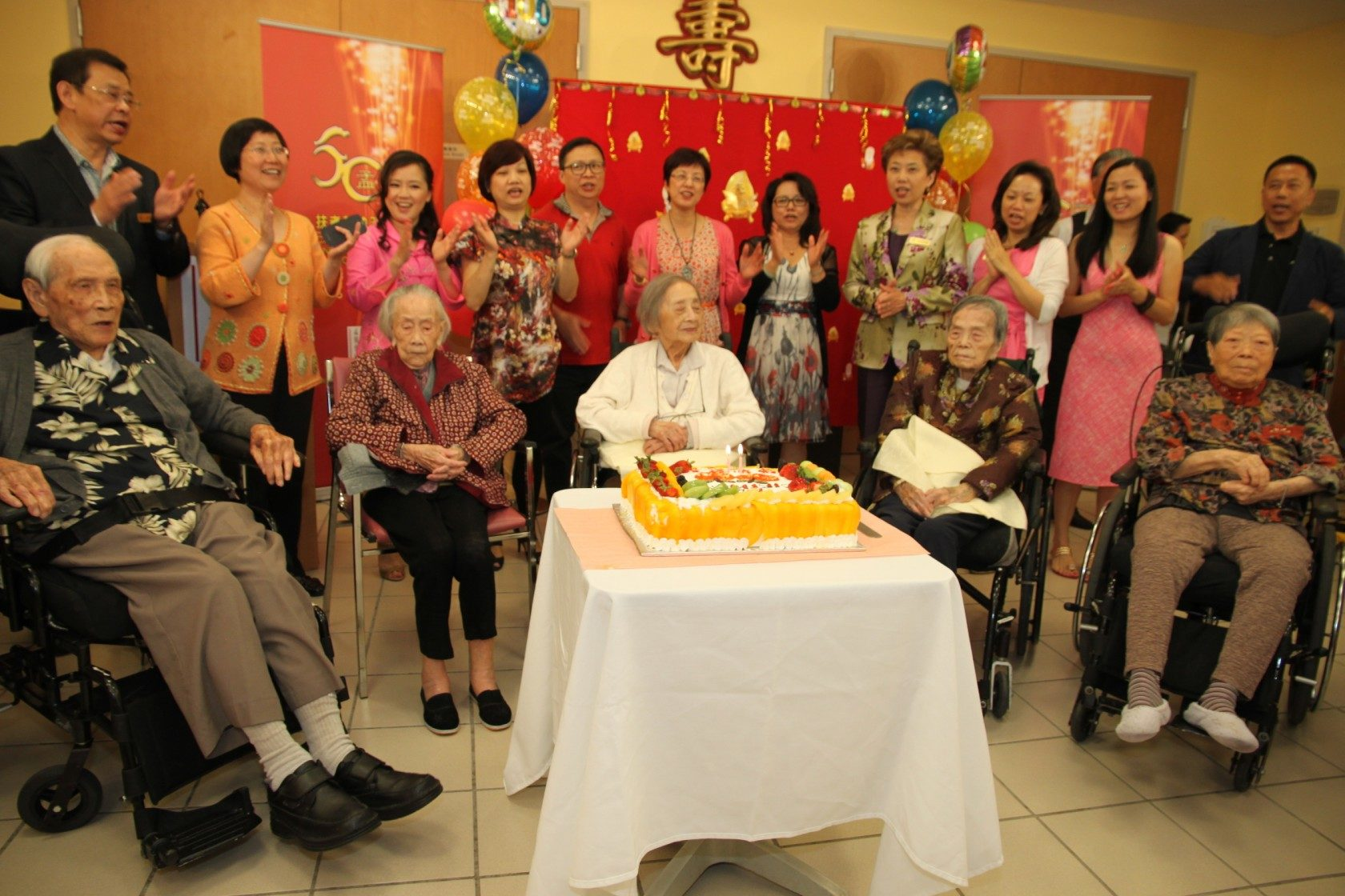 2014_8_100th Birthday Party