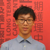 Alan Tam Golden Jubilee Scholarship 2019 Winner