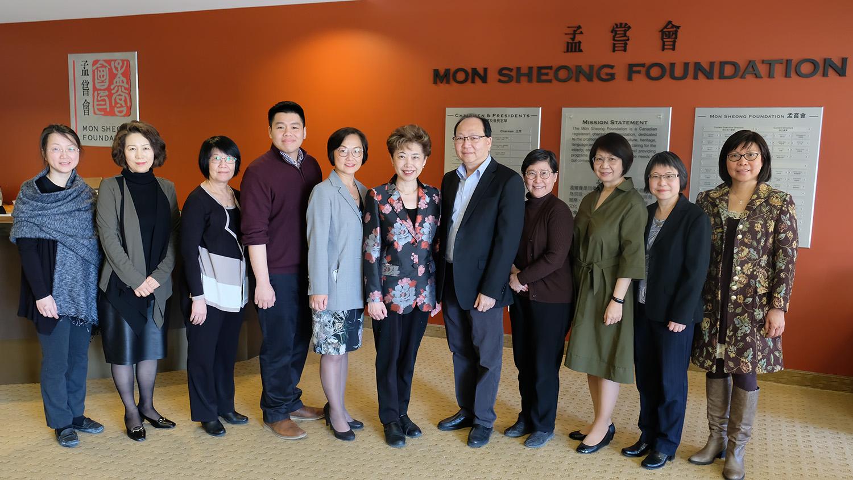 Senior Management Team Picture