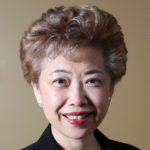 Photo of Stephanie Wong- Mon Sheong Foundation CEO