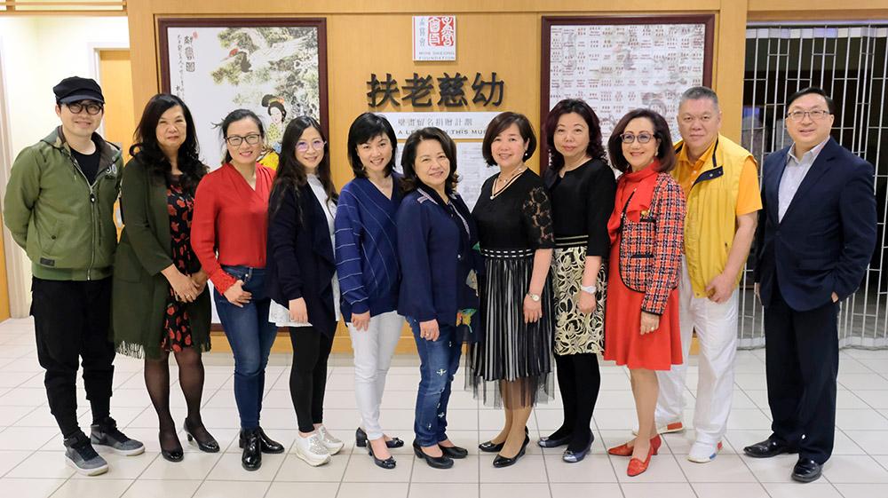 Mon Sheong Foundation Ambassador